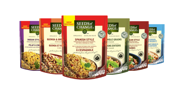 seeds of change flavors